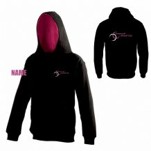 Greencroft Netball Child Hoodie JH01J